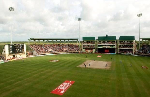 cricket match stadium