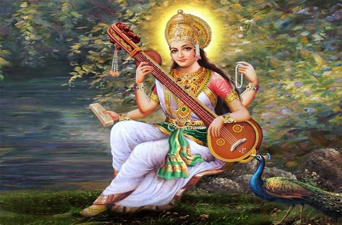 मां शारदा, Maa Sharda - DuniyaSamachar